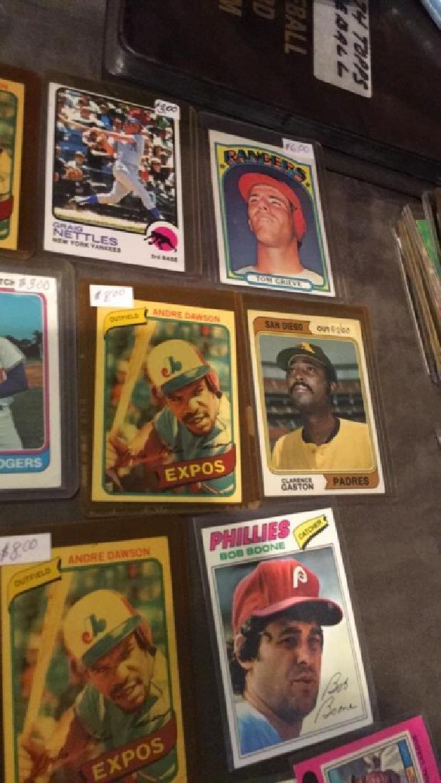 Vintage baseball card lot loaded with names Yogi - 5