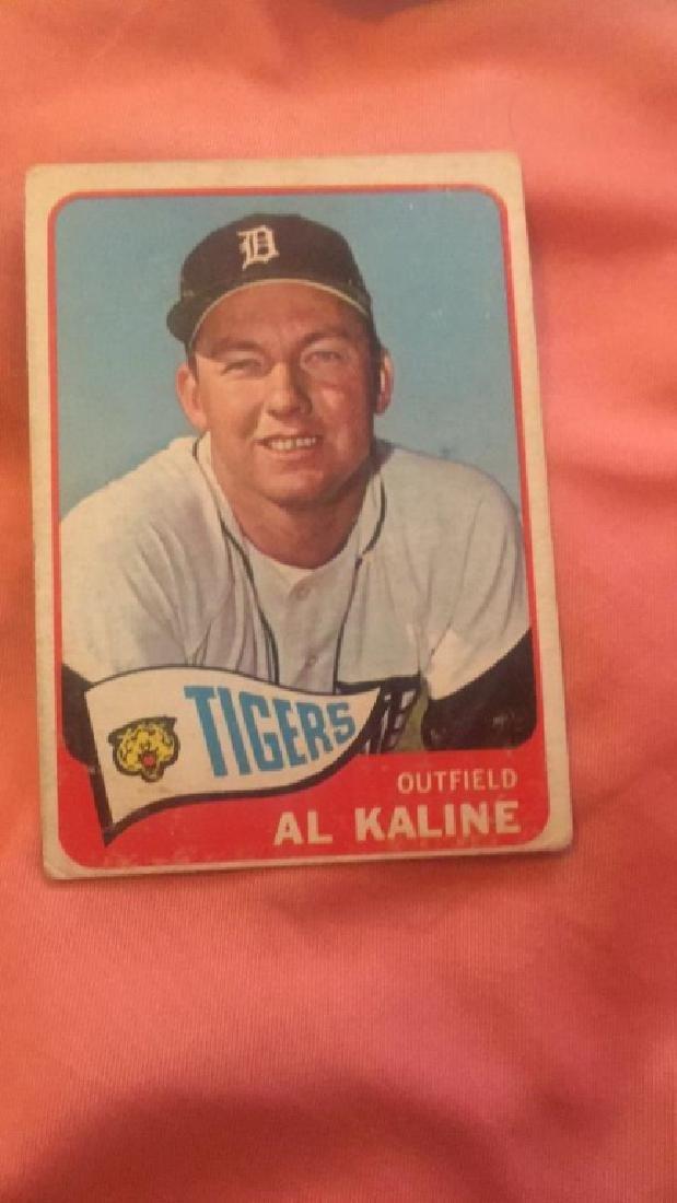Al KALINE 1965 Topps