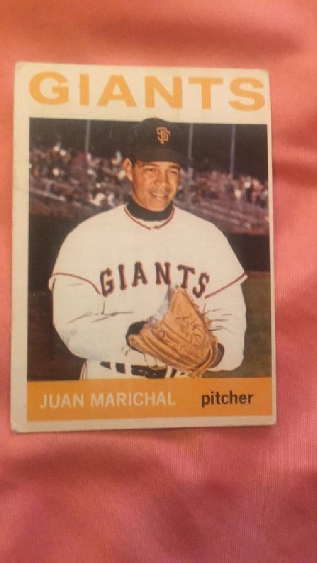 Juan Marichal 1964 Topps