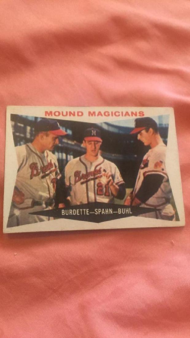 Mound Magicians Burdette Spahn Buhl