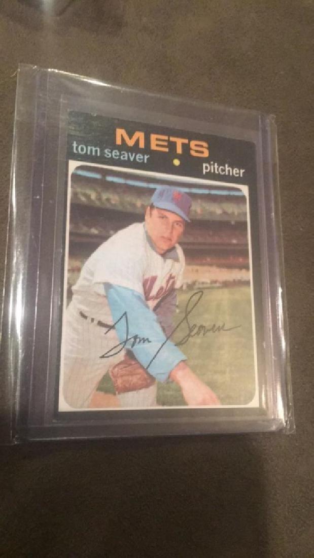 Tom Seaver 1971 Topps