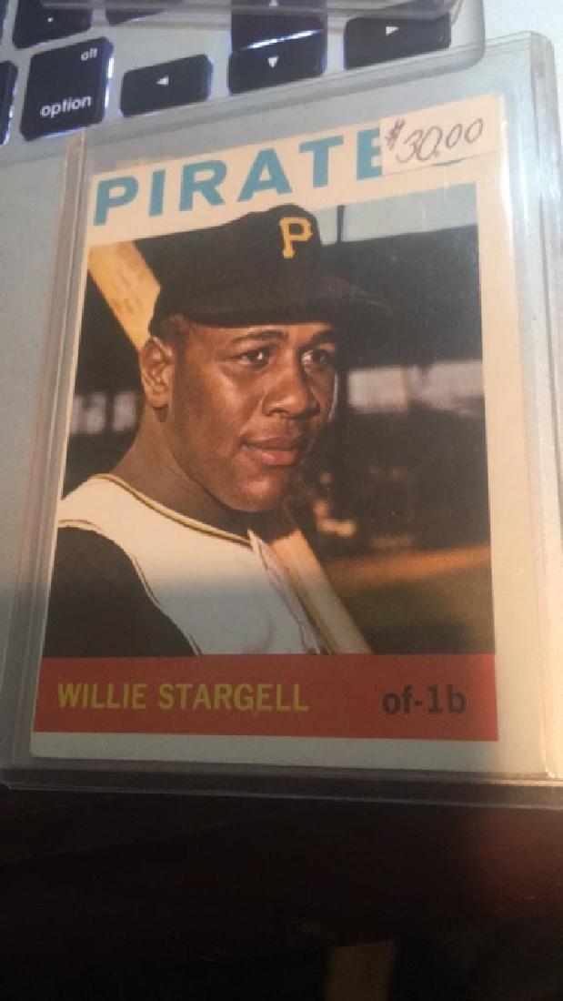Willie Stargell 1964 Topps