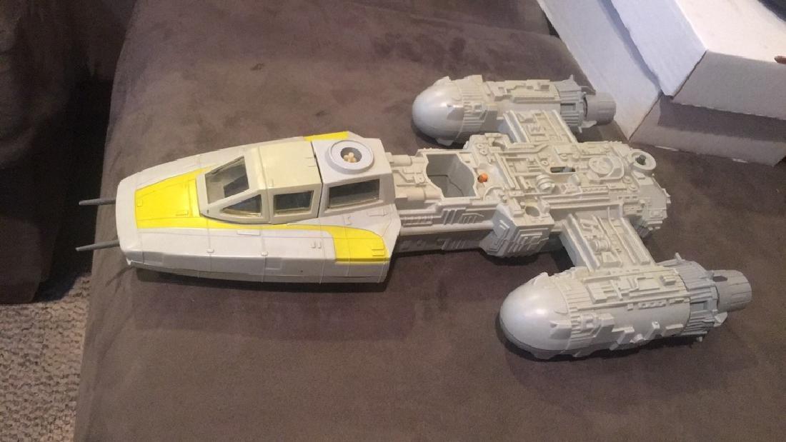 1983 Star Wars Plane Vintage Star Wars toy