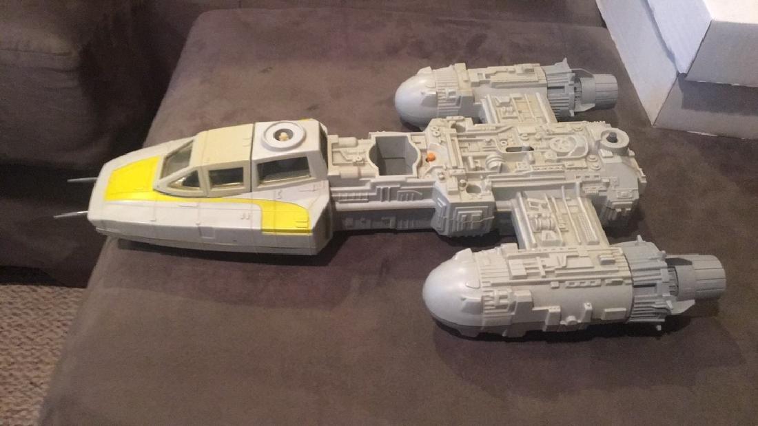 1983 Star Wars Plane Vintage Star Wars toy - 2