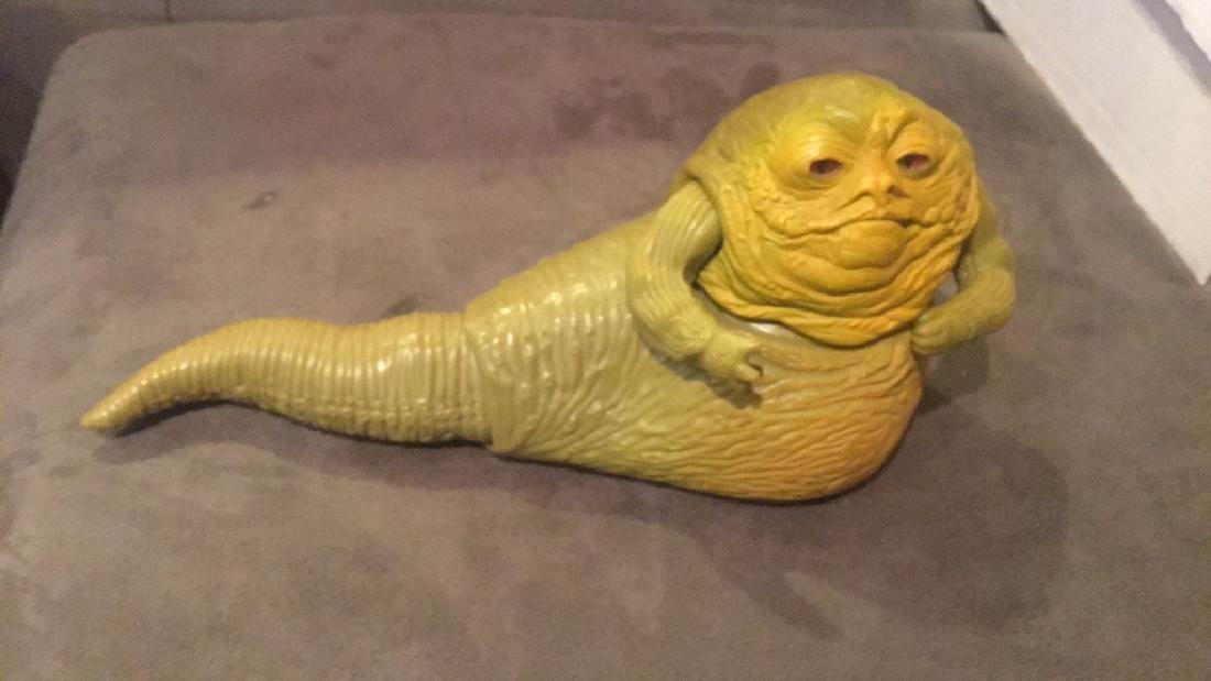 1983 Jabba the hut Star Wars Figure