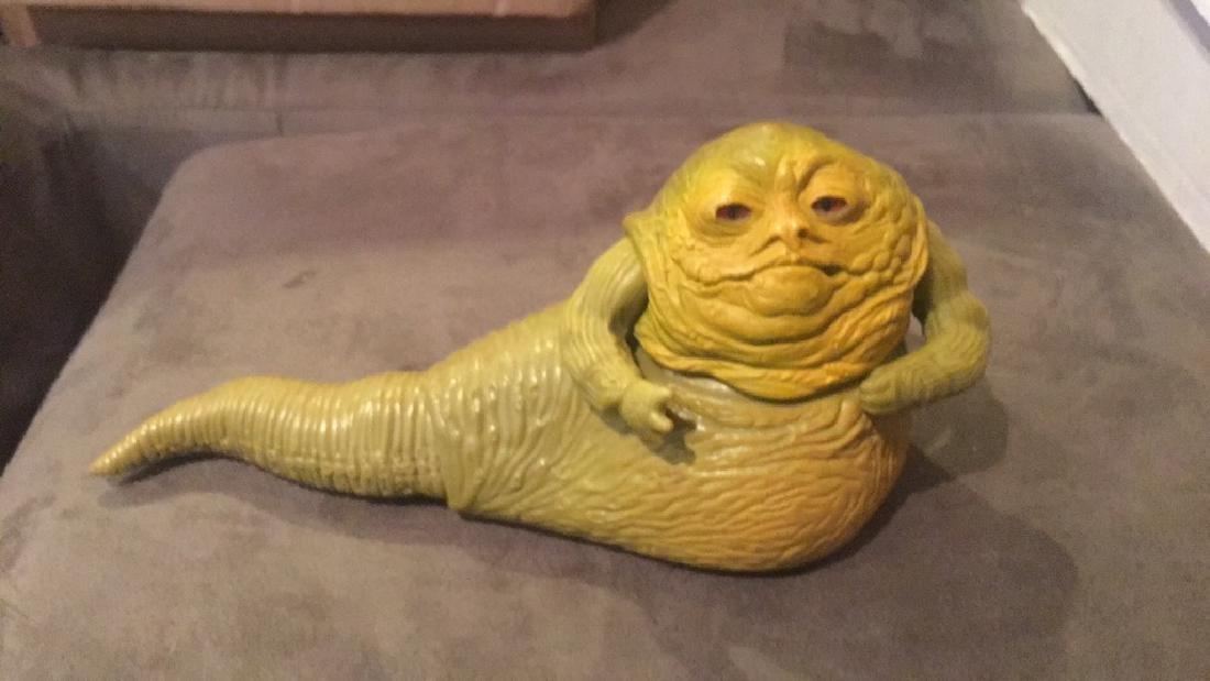 1983 Jabba the hut Star Wars Figure - 2
