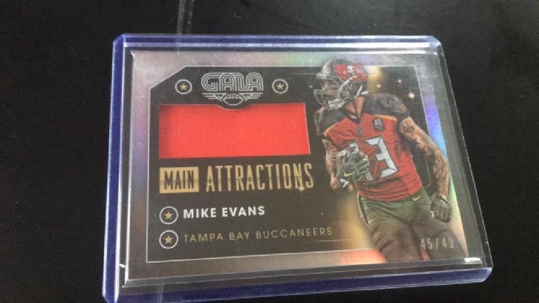 Mike Evans 2016 gala main attraction jersey/49