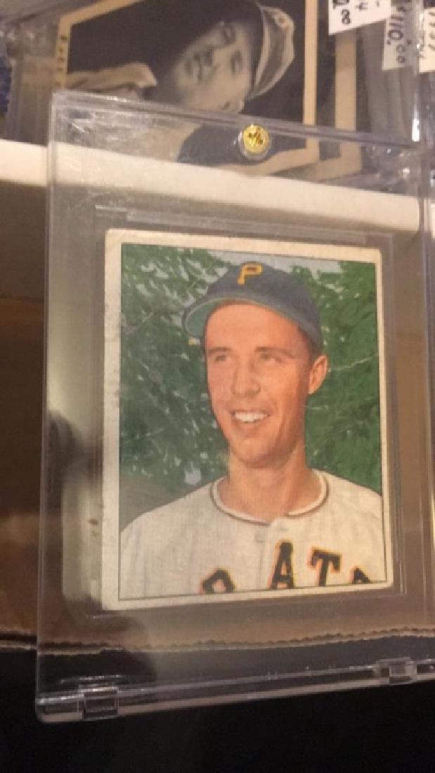 Eddy Fitzgerald 1950 bowman