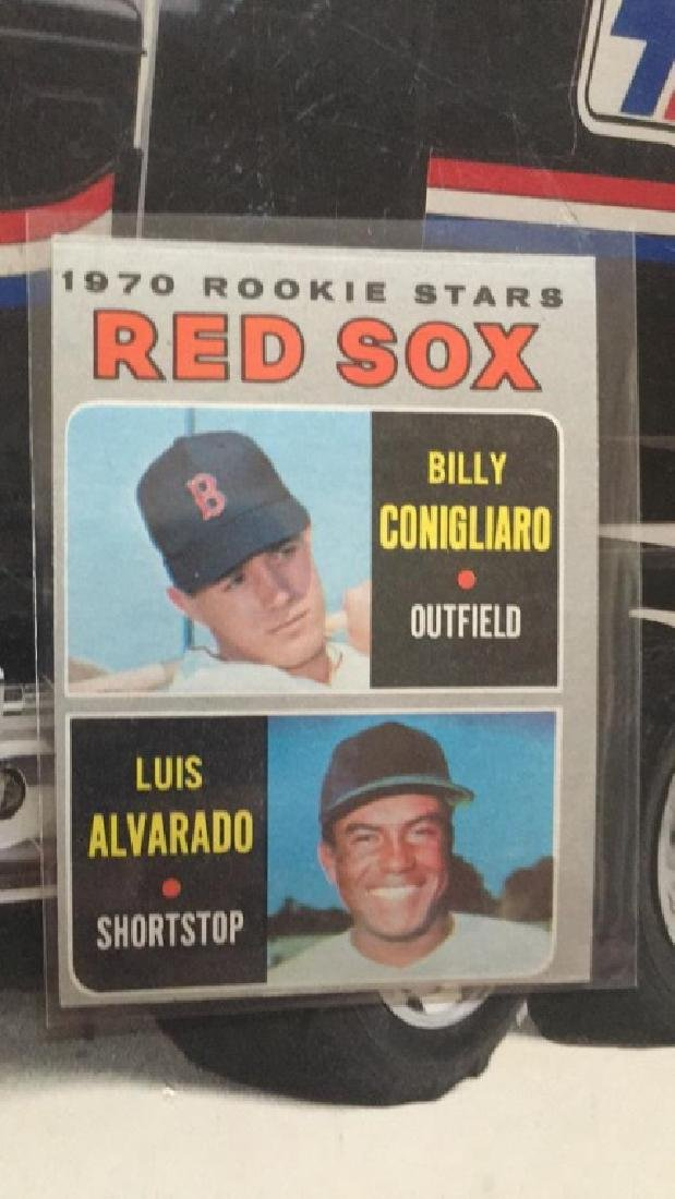 Billy Conigliaro 1970 Topps RC