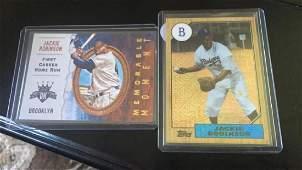 Jackie Robinson 2017 Topps 1987 baseball card