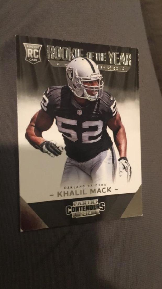 Khalil Mack RC