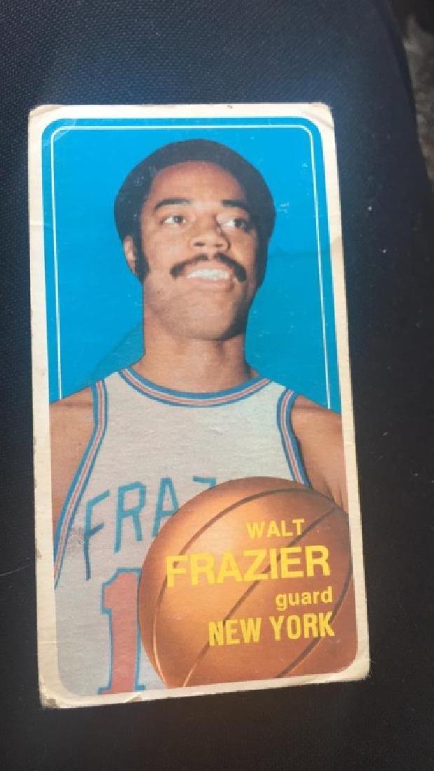 1970-71 Topps Basketball Walt Frazier