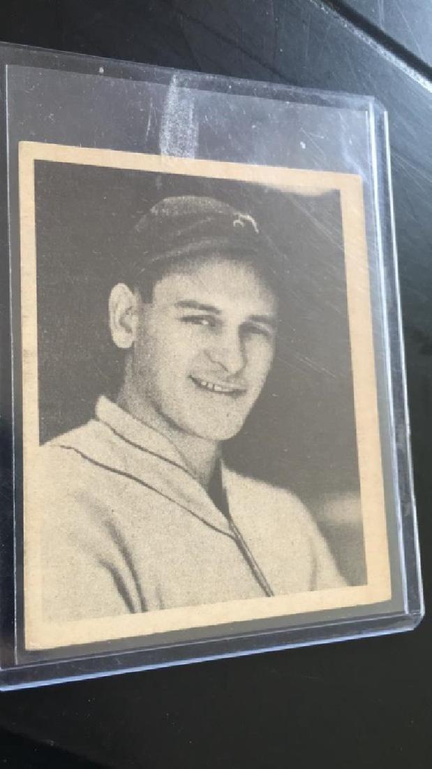 Robert Lee Johnson 1948 play ball