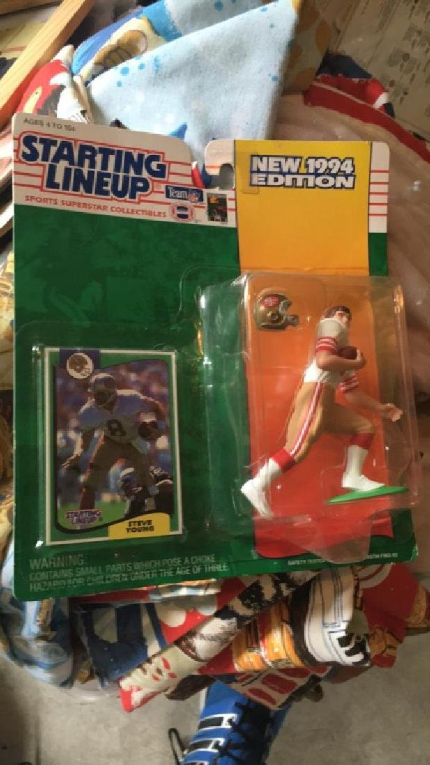 Steve Young 1994 starting lineup