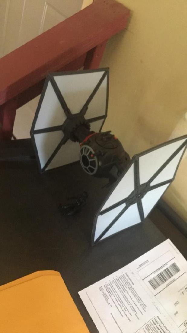 Star Wars tie fighter vehicle with Star Wars - 3