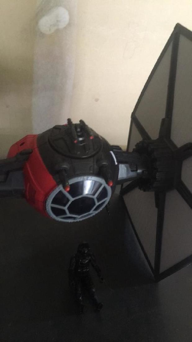 Star Wars tie fighter vehicle with Star Wars - 4