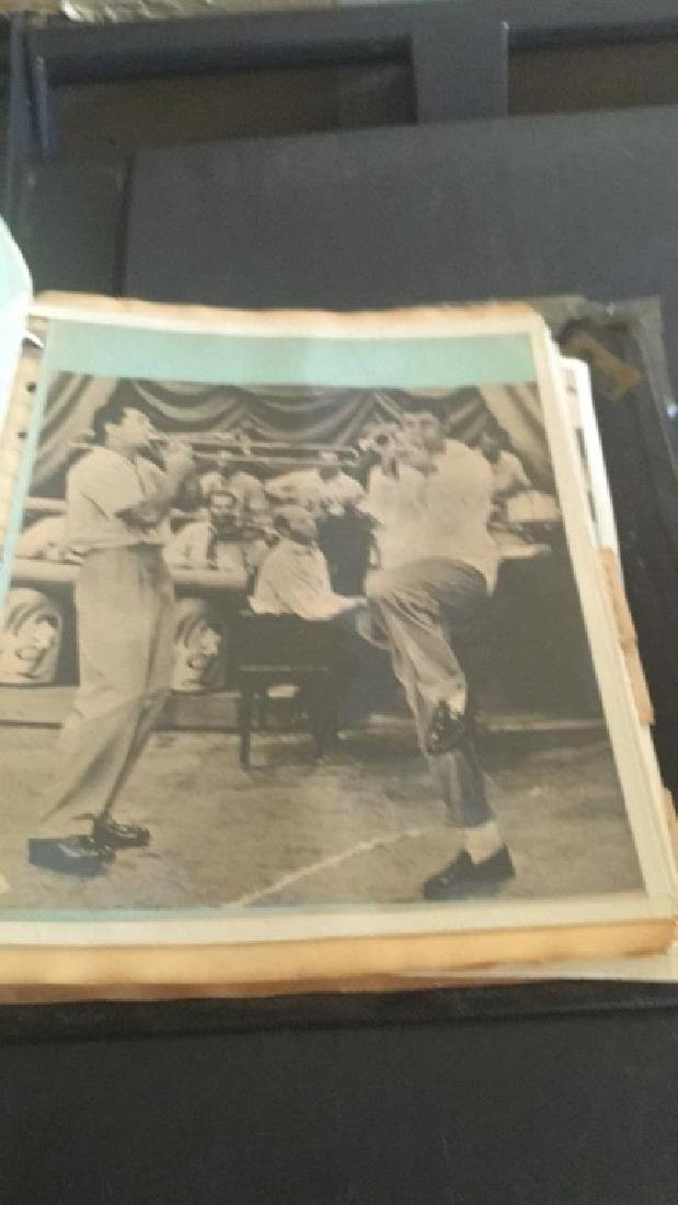 Dean Martin and Jerry Lewis handmade photograph - 10
