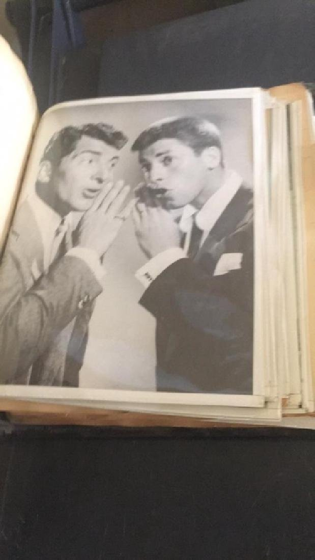 Dean Martin and Jerry Lewis handmade photograph - 3