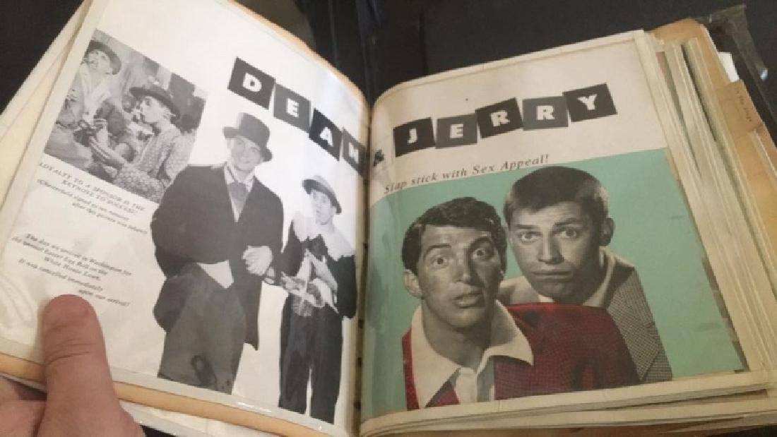 Dean Martin and Jerry Lewis handmade photograph - 4