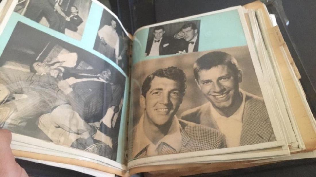 Dean Martin and Jerry Lewis handmade photograph - 5