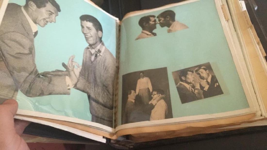 Dean Martin and Jerry Lewis handmade photograph - 6