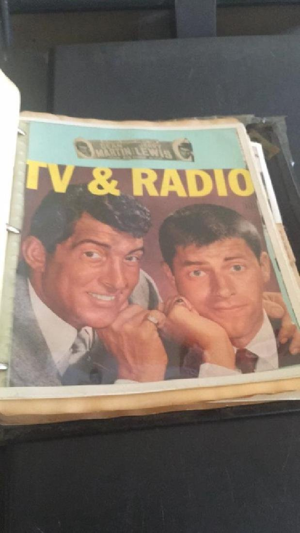 Dean Martin and Jerry Lewis handmade photograph - 8