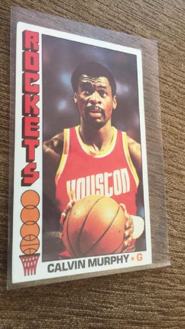1976-77 Topps Basketball Calvin Murphy