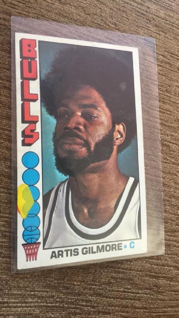 1976-77 Topps Basketball Artis Gilmore