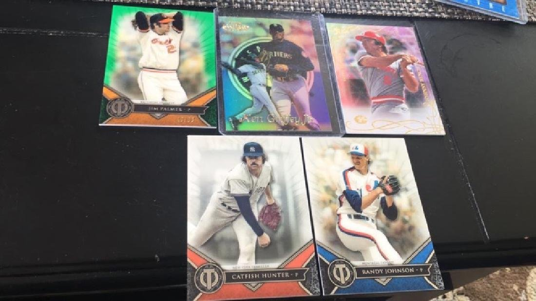 Tops triple threads and tops tribute and tops