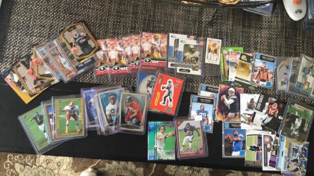 Huge box of sports cards filled with stores and - 4