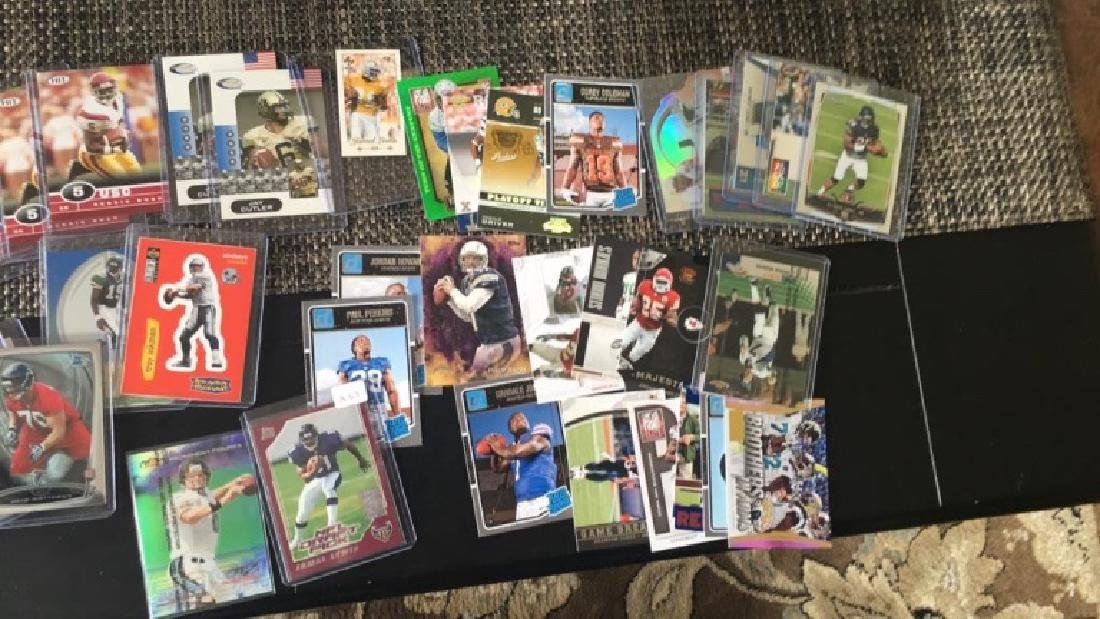 Huge box of sports cards filled with stores and - 5