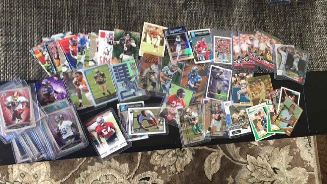 Huge box of sports cards filled with stores and - 6