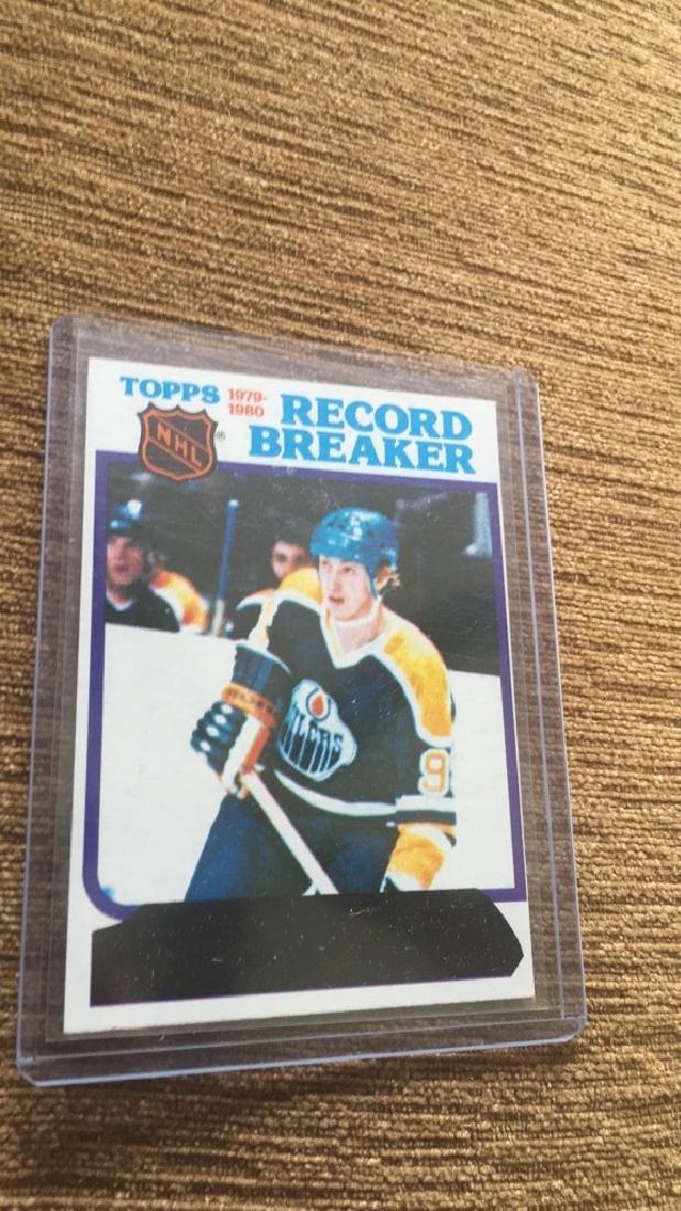Wayne Gretzky 1980 tops record breaker