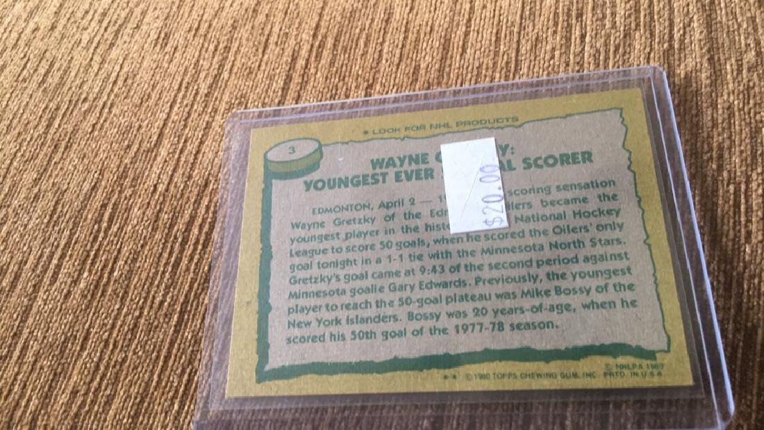 Wayne Gretzky 1980 tops record breaker - 2