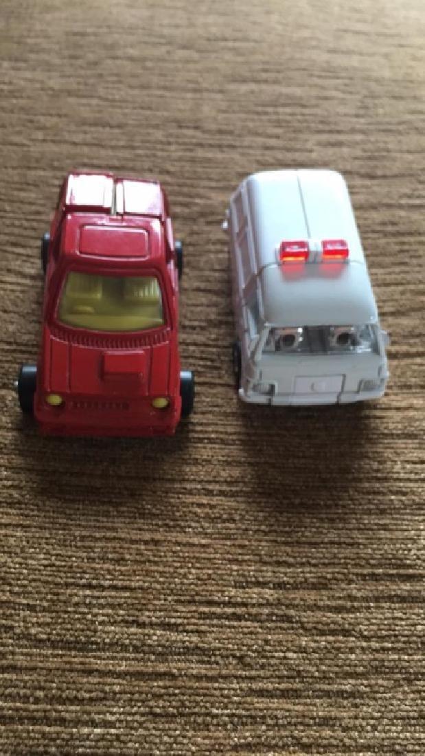 Vintage 1980s Go Bot's  toys - 3