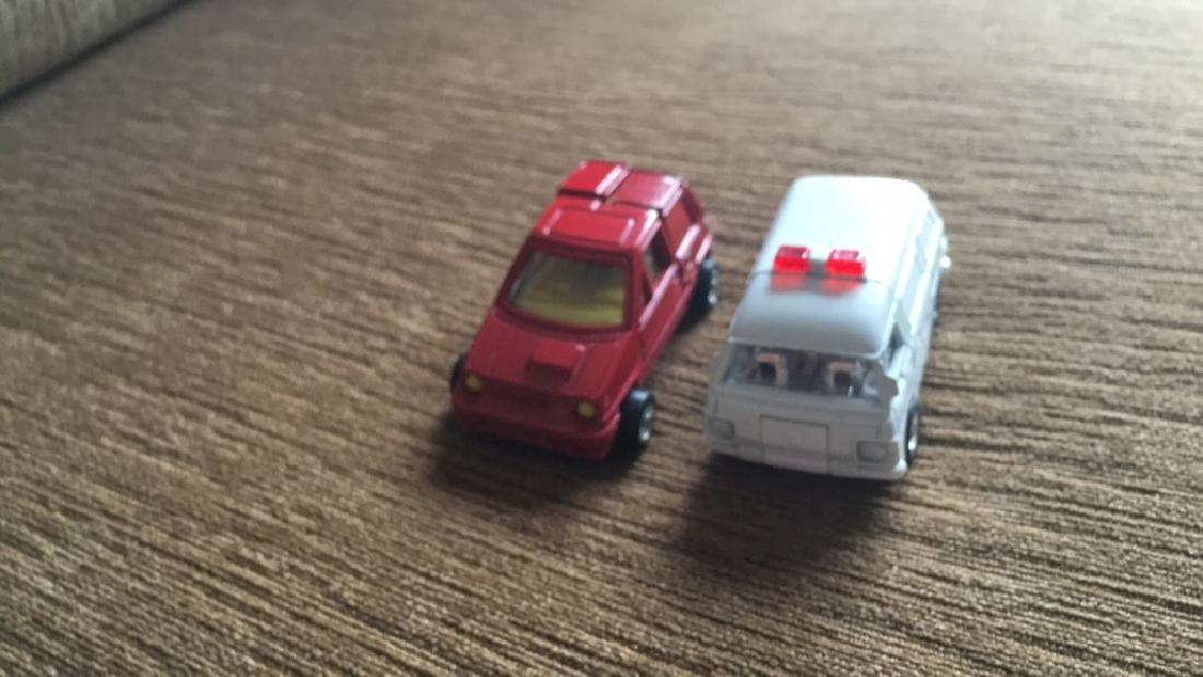 Vintage 1980s Go Bot's  toys - 4