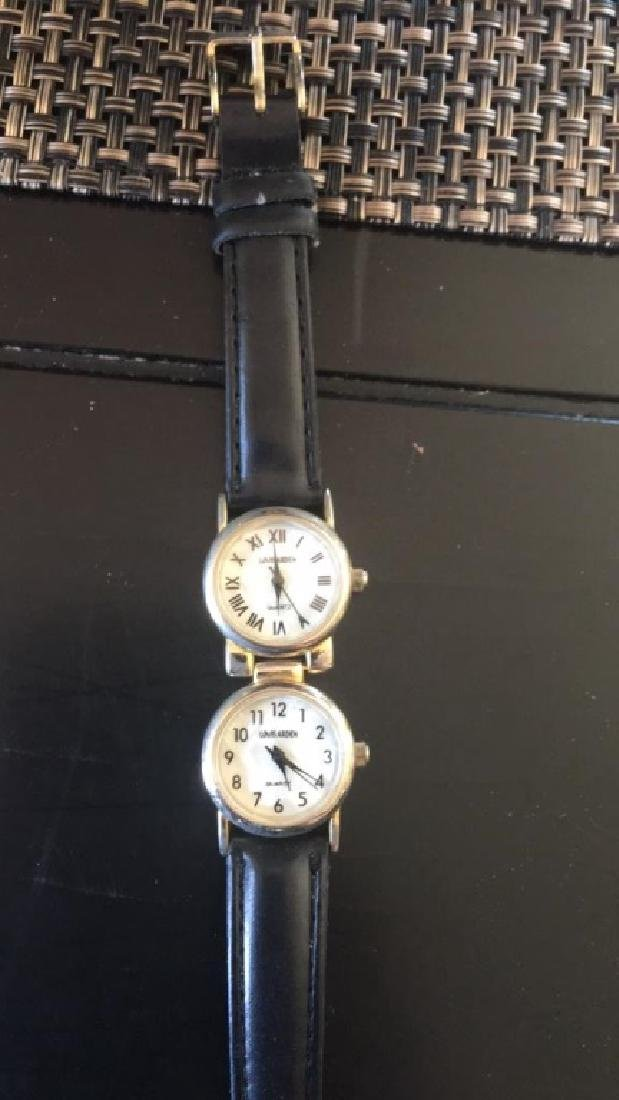 Louis Arden ladies watch with 2 faces - 3