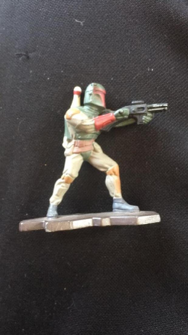 Action masters 1994 Star Wars metal figure Boba