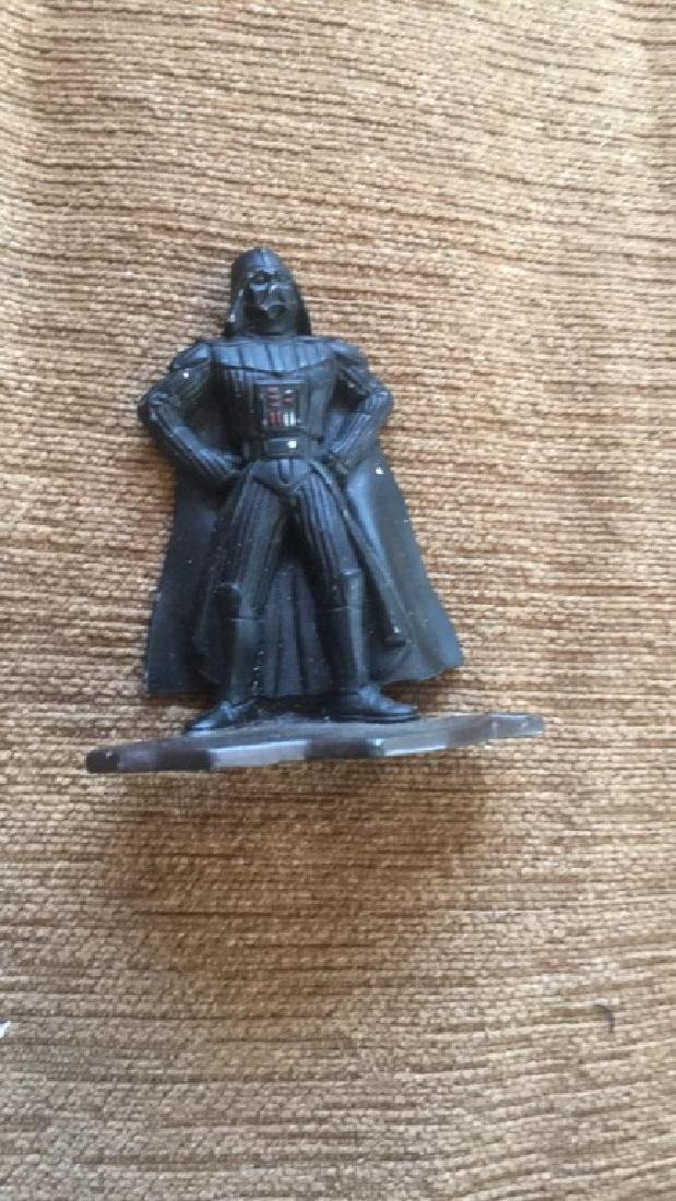Action masters 1994 Star Wars metal figure Darth