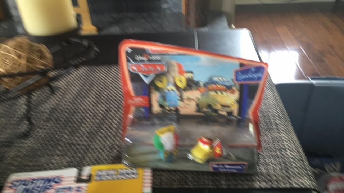Mix toy lot with Disney cars and more - 3