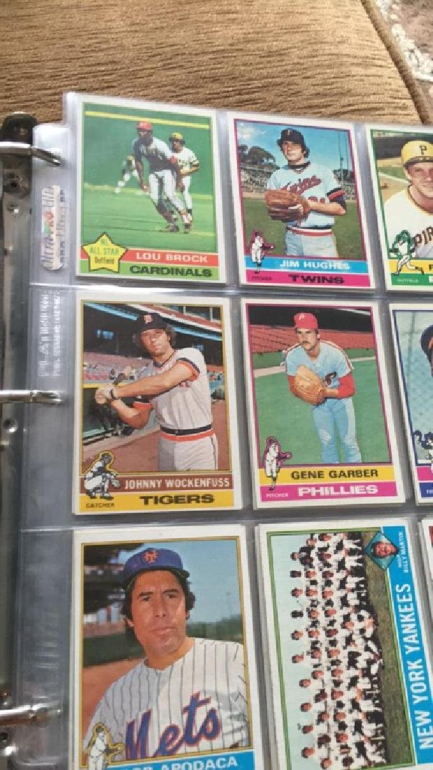 1976 Topps Complete set in great condition really - 3