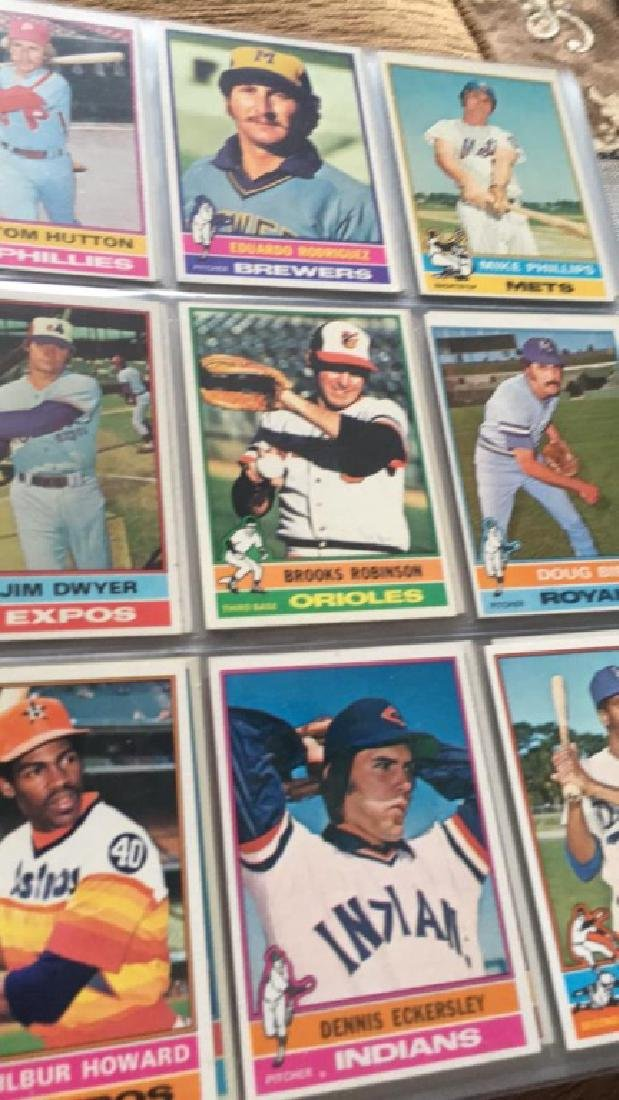 1976 Topps Complete set in great condition really - 5