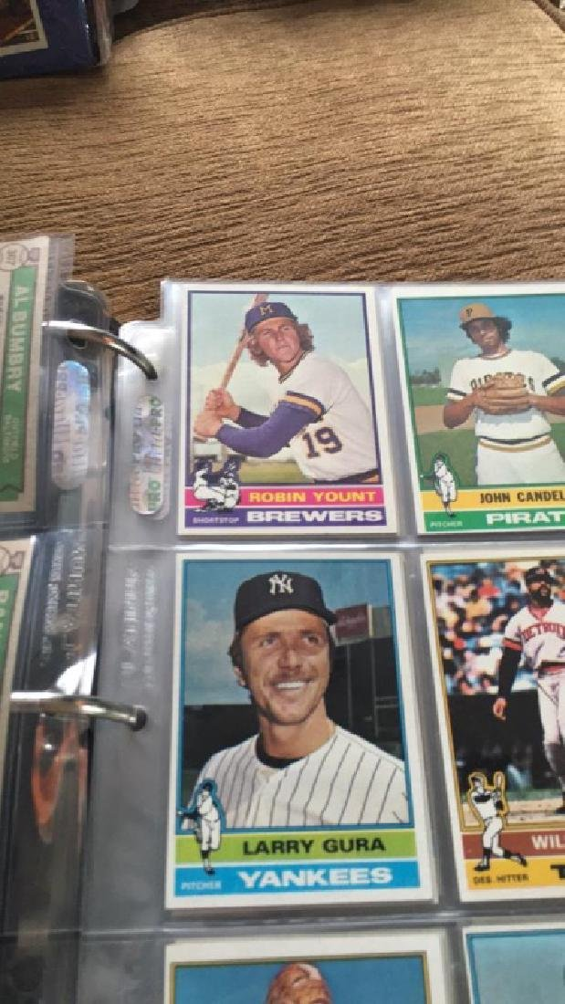 1976 Topps Complete set in great condition really - 9