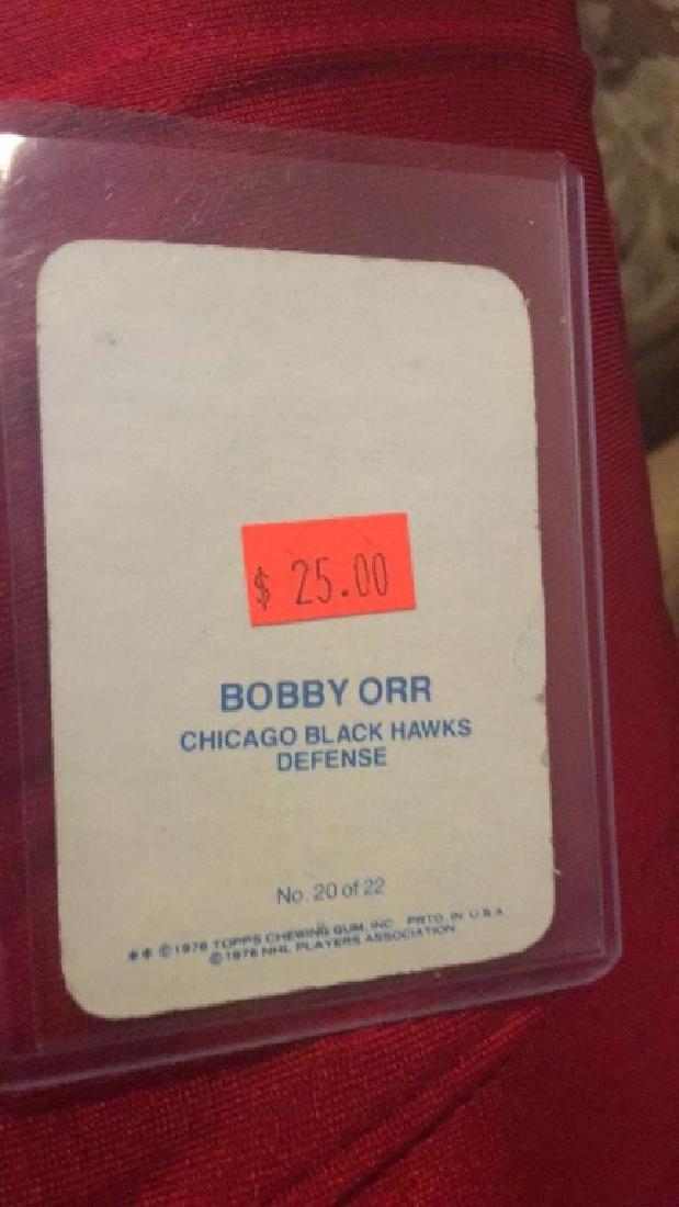 Bobby Orr 1976 BK $25 - 2