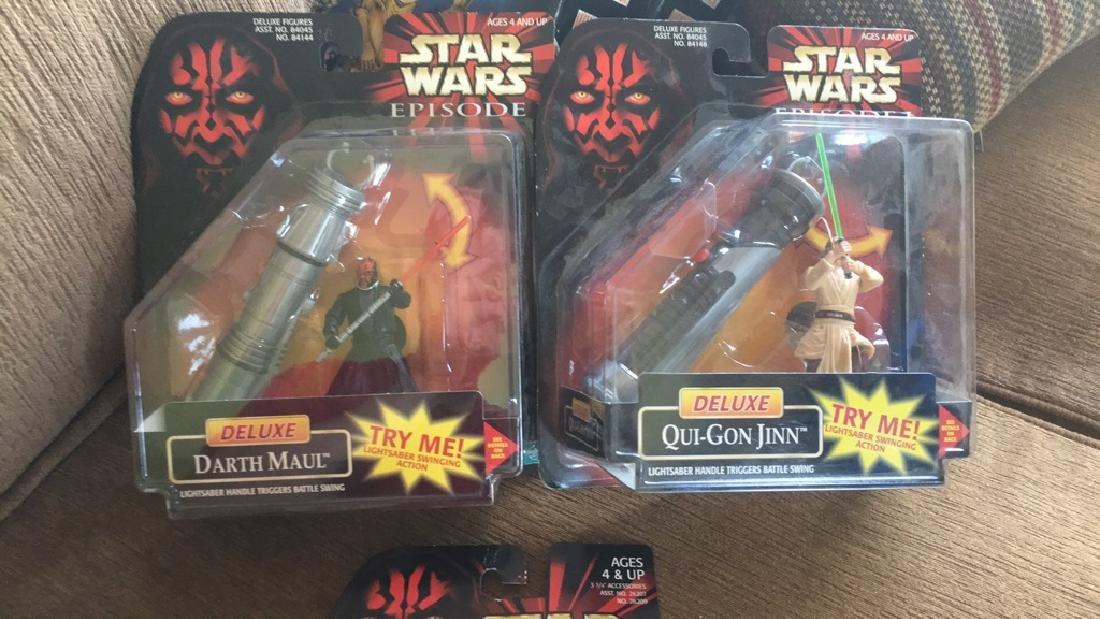 Darth Maul Qui Gon Jinn and Tatooine accessory - 2