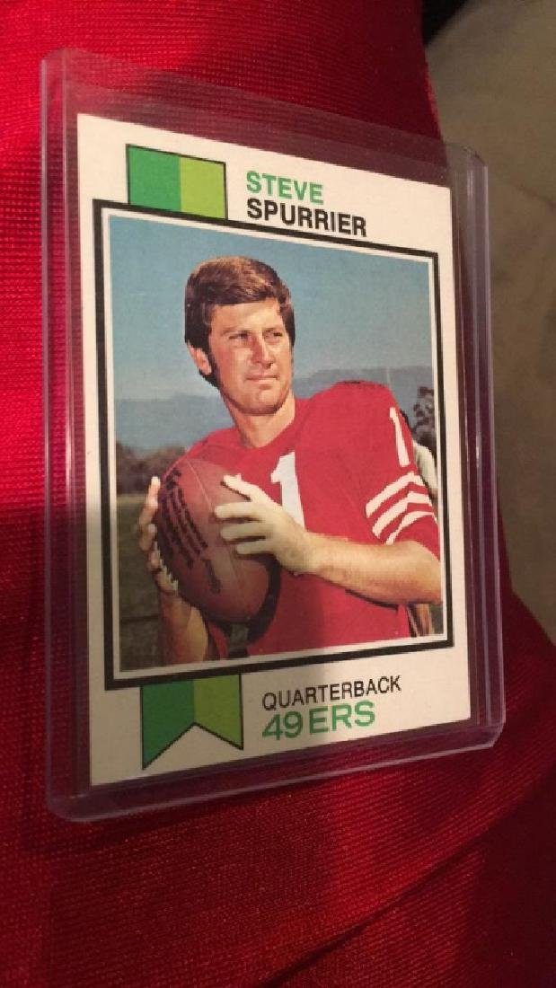 Steve Spurrier 1973 Topps