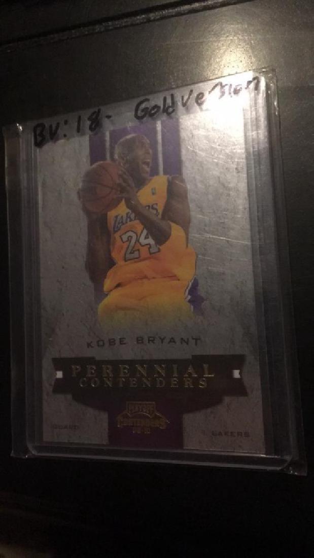 Kobe Bryant 2009-10 contenders perennial