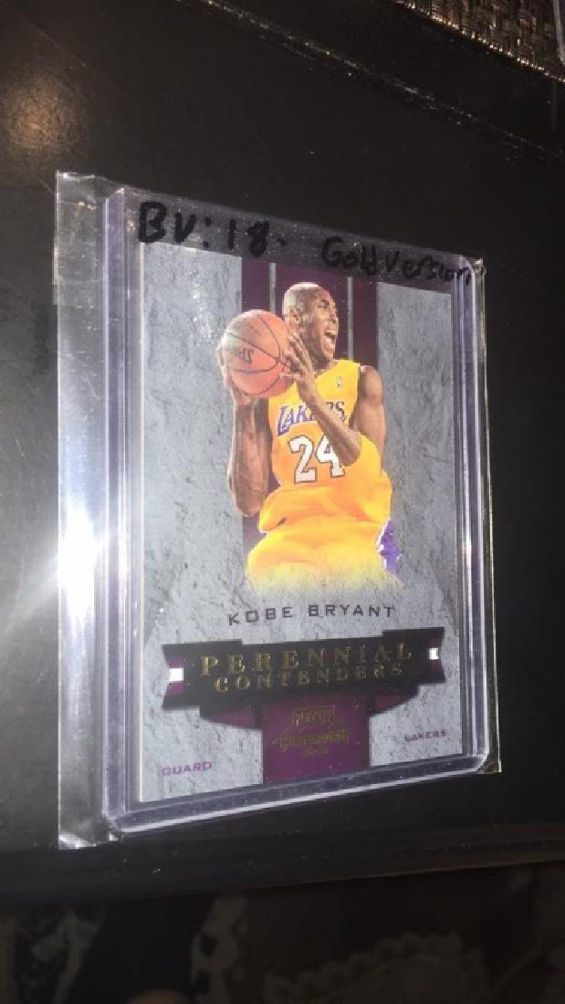 Kobe Bryant 2009-10 contenders perennial - 2