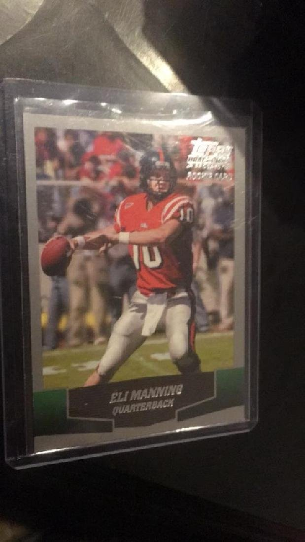 Eli Manning 2004 Topps DPP RC
