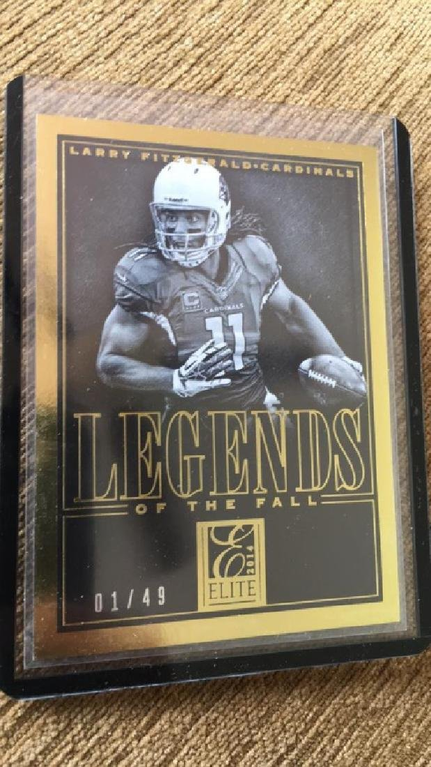 Larry Fitzgerald 2014 the legal legends of the